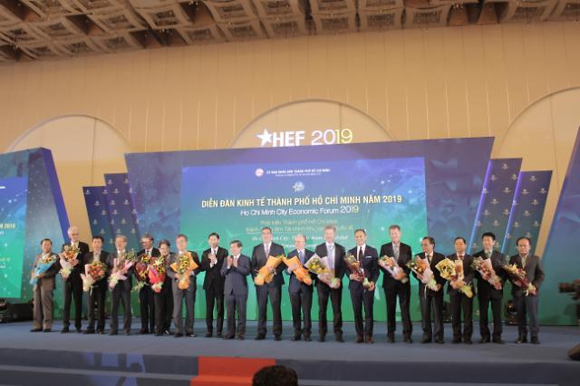 [2019 호찌민 경제포럼]호찌민시 국제금융허브로 혁신적인 개발