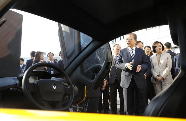 [뉴스분석] 군산 옛 GM 자리에 3번째 상생형 일자리…전기차 韓·中·日 삼국지 대비 본격화