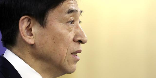 이주열 총재 미·중 무역분쟁으로 한국 성장률 0.4%p 하락