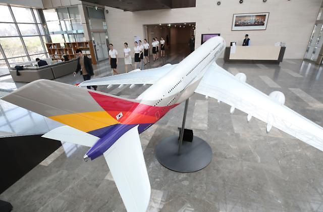 韩亚航空年内出售前景不明 正式招标将面临难关