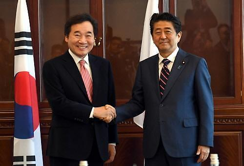 李洛渊与安倍晋三24日举行韩日高层会晤 11月韩日首脑会谈能否举行备受期待