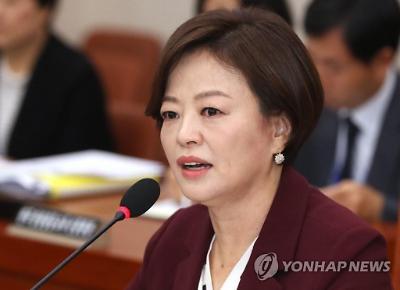 """[2019 국감] 진선미 의원 """"외국인 건강보험료 너무 비싸다"""""""