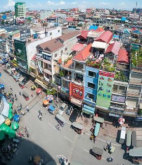[NNA] 캄보디아 3분기 아파트 공급량 5100세대