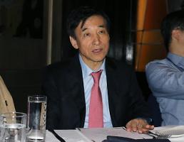 .韩国央行行长:中美贸易纷争令韩国今年经济增长率下降0.4%.