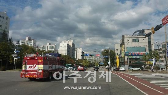 안산시, 경기도 최초 긴급차량 우선신호 시스템 구축·시범운영