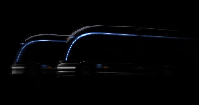 현대차, 수소전기 대형트럭 콘셉트 HDC-6 넵튠 티저 공개