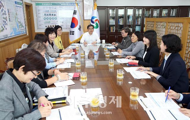 허성무 창원시장, 여성정책 공약 순항…취임 1년 54.4% 이행률