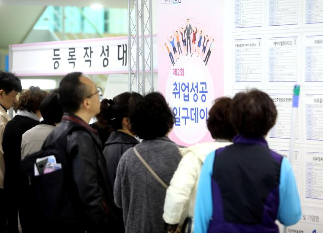 逾三成韩国上班族月薪不到1.2万 上半年就业人数超2700万