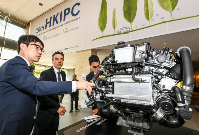 현대·기아차, 국제 파워트레인 콘퍼런스 개최... 하반기 적용 신규 엔진 소개
