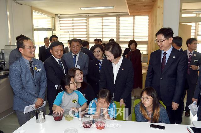 김해시, 교육투자율 경남도내 가장 높아…도내 첫 행복교육지구 운영
