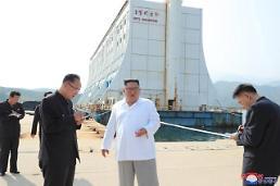 .金正恩视察金刚山指示拆除韩方设施.