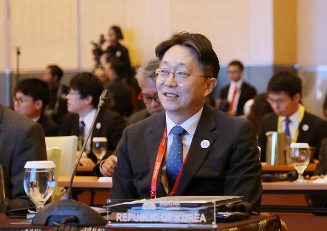 김현준 국세청장, 亞 국세청장회의 참석