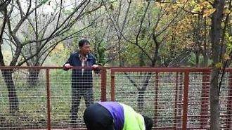 양주시, ASF 총력 저지 '야생 멧돼지 포획틀' 11개추가 설치
