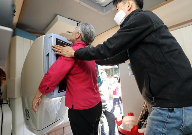 报告:去年韩国中老年结核病患者猛增