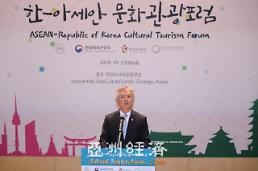 . 韩国东盟文化观光论坛在光州举办.