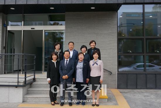 안양시의회 보사환경위, 제6회 공공예술프로젝트 현장 방문