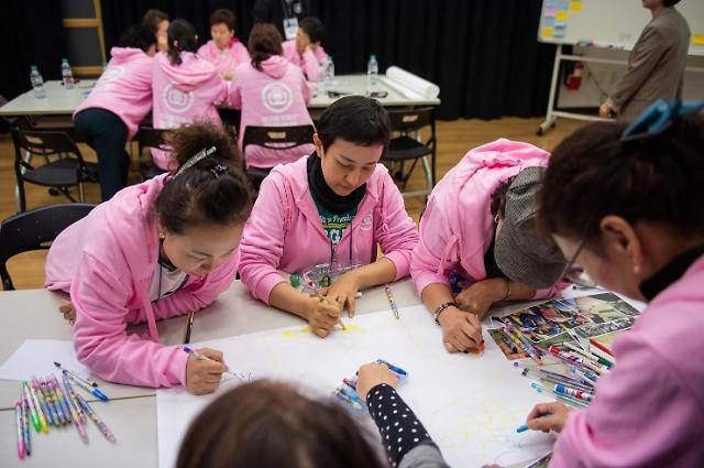 올림푸스한국, 암 환자와 '희망여행' 진행
