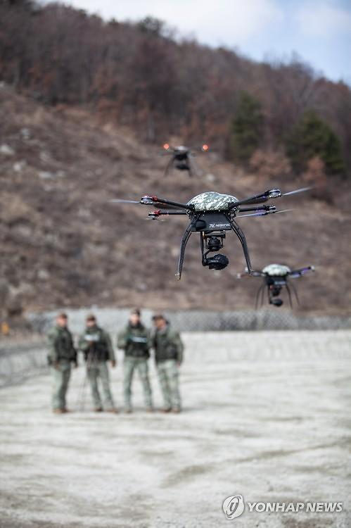 軍, 소형 드론 전술 활용 대폭 확대