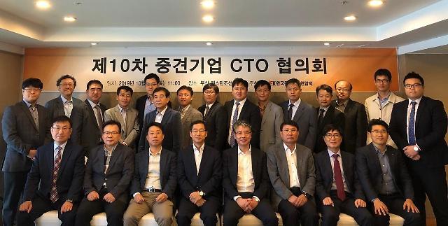 중견련, 동남권 중견기업 혁신 기술 협력 강화