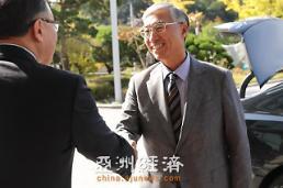 .中国驻韩大使邱国洪携夫人访问成均馆大学.