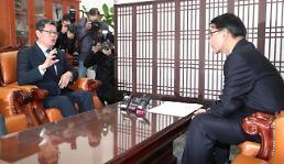 .朝鲜向韩提议讨论拆除金刚山韩方设施.