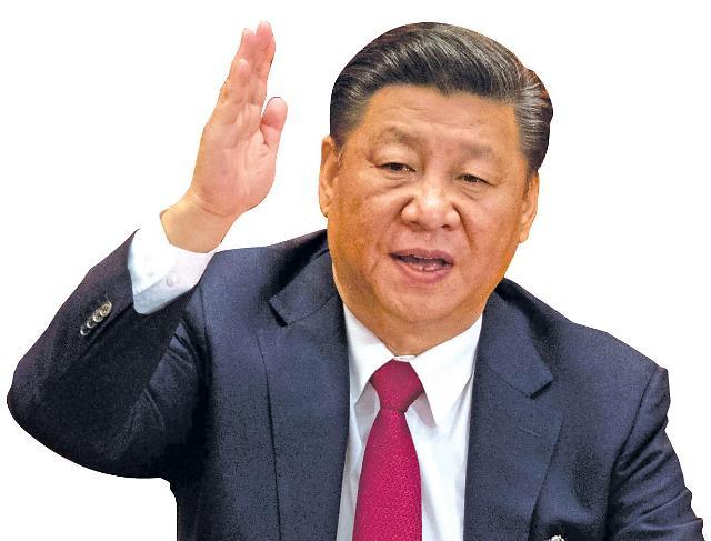 시진핑이 지원사격…중국 블록체인 굴기 시동