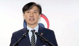 .韩检方最快下周传唤前法务部长官曹国.