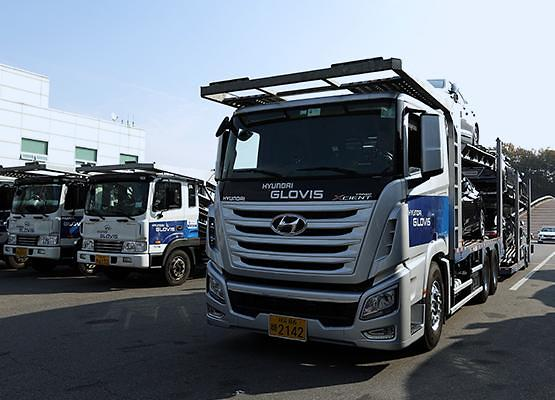 Hyundai Glovis sets up joint venture with Chinese logistics company