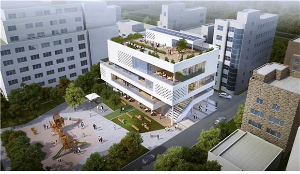 서울 양재천 인근 신개념 주차장복합건축물 들어선다