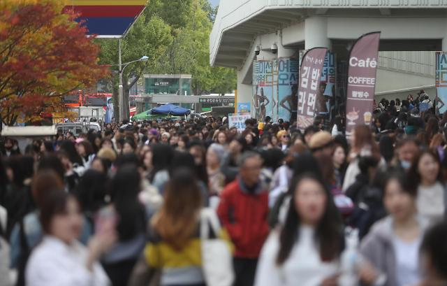 调查:近九成K-POP粉丝想去韩国旅游