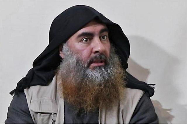 """[who]""""개처럼 죽었다""""고 트럼프가 말한, IS독재자 알 바그다디"""