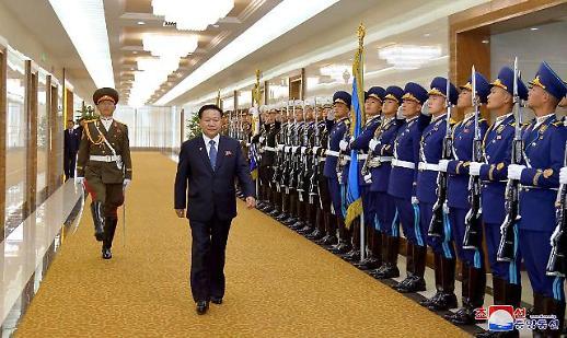 崔龙海敦促美国放弃敌对政策 呼吁韩国进行民族互助