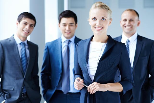 调查:韩国百强企业女性高管占比仅为3.6%