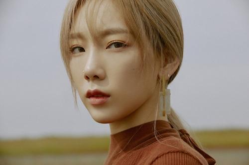 泰妍新专辑横扫21个国家和地区iTunes榜 创韩国女歌手先河