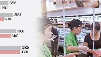 Chỉ sau 3 năm tiến vào Việt Nam, doanh số của CJ CheilJedang Việt Nam đột phá tăng gấp 23 lần