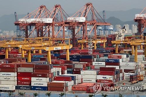 韩出口虽连续十个月减少 第三季度港口吞吐量同比增长0.7%