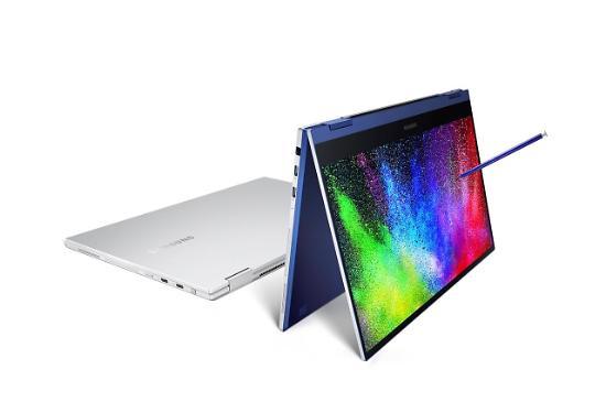 [SDC 2019] 삼성전자, QLED 탑재한 노트북 공개...무선충전도 지원