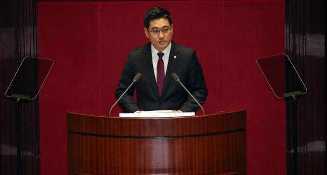 """오신환 """"검찰개혁은 수사·기소 분리, 공수처 필요없어"""" 작심 쓴소리"""