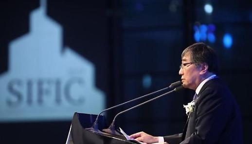 金融监督院院长尹硕宪, 正在掌握韩亚银行故意删除DLF资料情况
