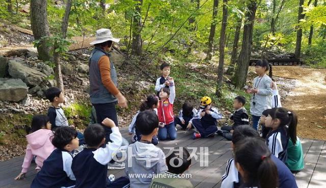 산림복지진흥원, 인터넷·스마트폰 중독 청소년 대상 산림치유프로그램