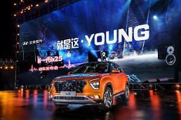 .现代汽车积极抢占中国市场 在华推出新一代ix25 .
