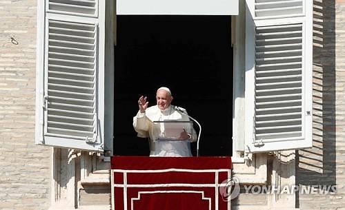 프란치스코 교황, 文대통령 모친상에 위로 메시지