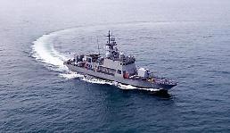 .韩进重工业接受海军价值15亿元舰艇建造订单.