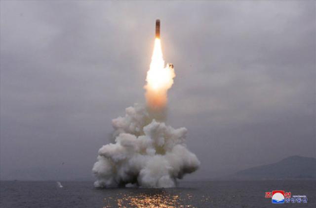 简讯:韩联参称朝鲜发射不明飞行器