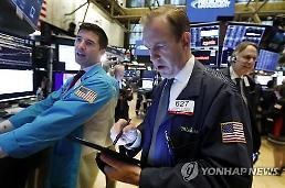 .【纽约股市收盘】中美贸易摩擦不安感再次上升 道琼斯指数下降0.52%.
