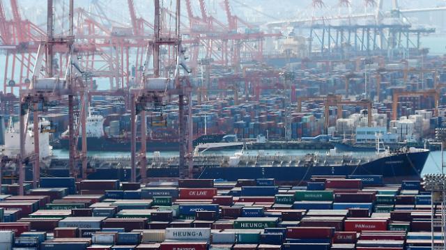 韩10月出口同比下滑14.7%