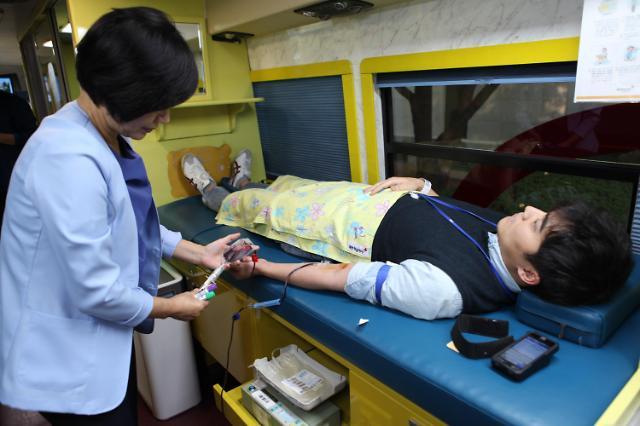 GC녹십자, 소아암 환우 위한  '사랑의 헌혈' 실시