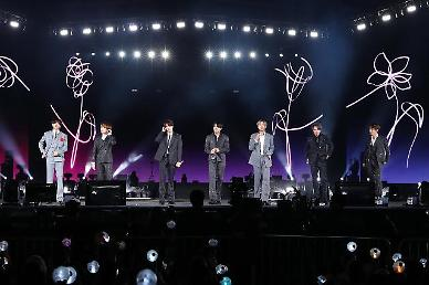 BTS becomes second artist act to dominate Billboards Social 50 chart for 150 weeks