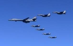 韩美将叫停警戒王牌联演为无核化让路
