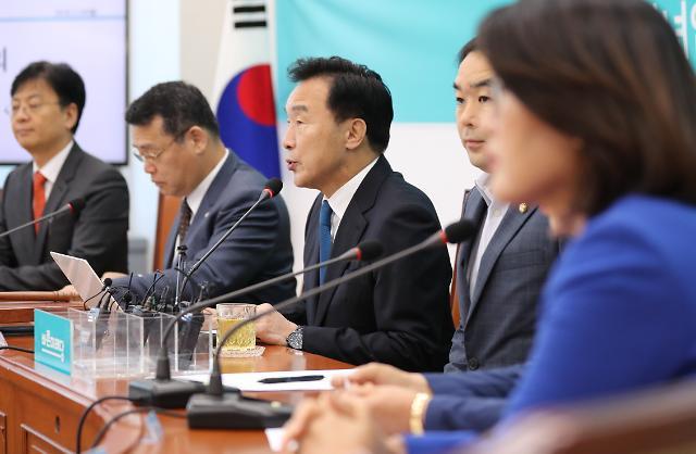 손학규, 지명직 최고위원에 김관영 임명...당 재정비 박차